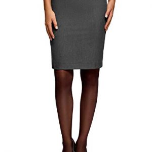 oodji Collection Women's Basic Straight Skirt