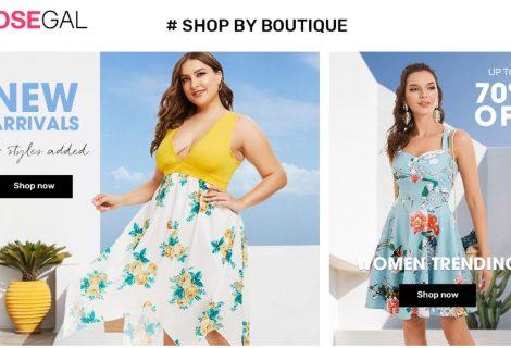 5 Melhores Sites Para Comprar Roupas Elegantes Baratas Online